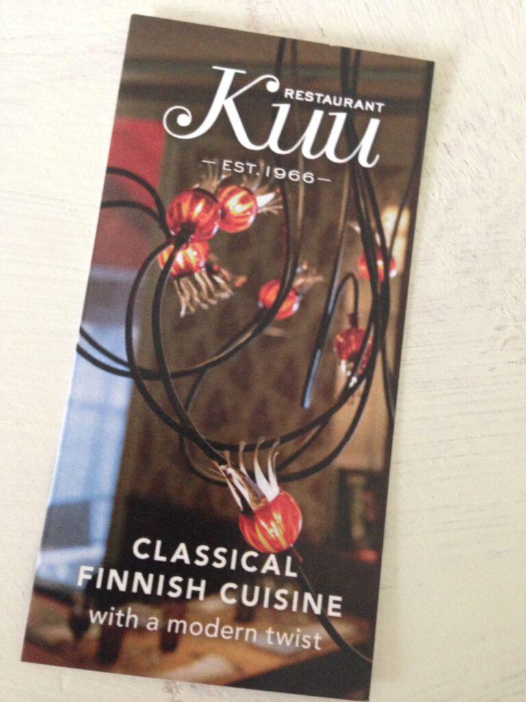 Helsinki - Design und Genuss - der krönende Abschluss