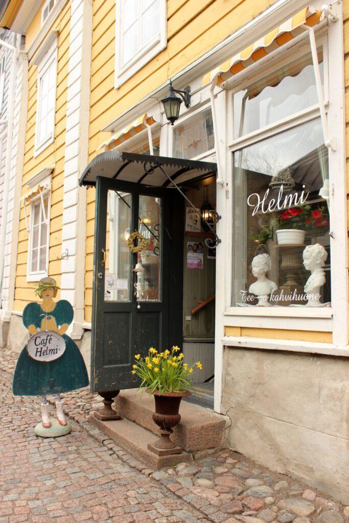 Café Helmi - Helsinki - Design und Genuss - der krönende Abschluss