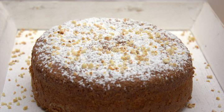 Gató de almendra – Mallorquinischer Mandelkuchen