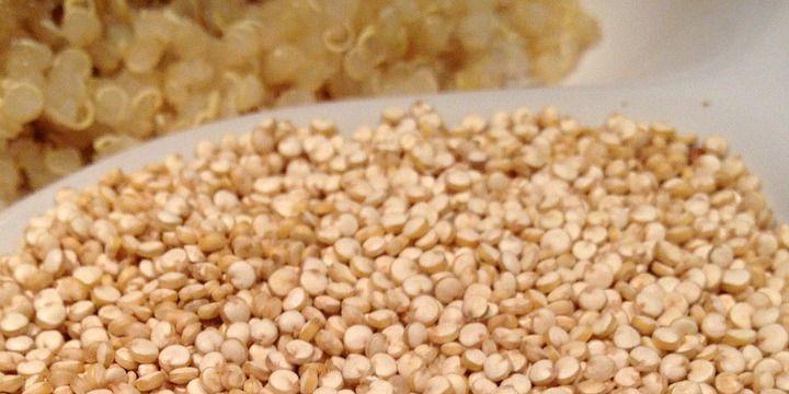 Quinoa und die Inkas