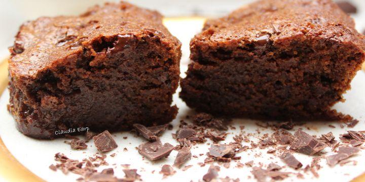 Geniale Brownies – gluten- und laktosefrei