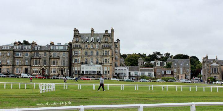 Schottland – auf den Spuren von Kate und William