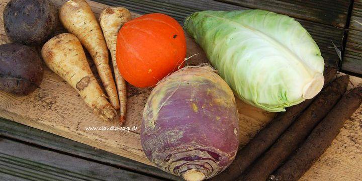 Serie: Im Rhythmus der Jahreszeiten leben und essen – Herbst