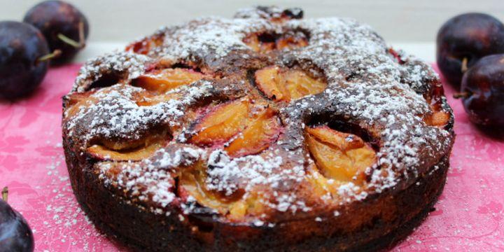 Glutenfreier Pflaumenkuchen – spätsommerlicher Hochgenuss