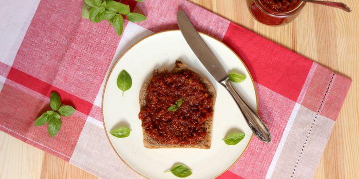 Tomaten-Tapenade